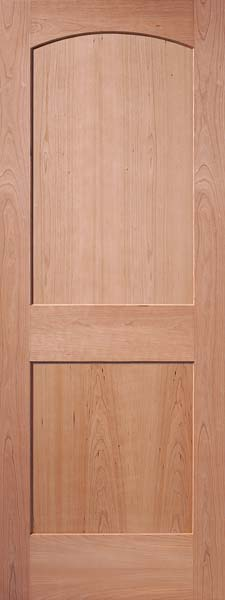 Eyebrow Styles: Interior Flat Panel Doors